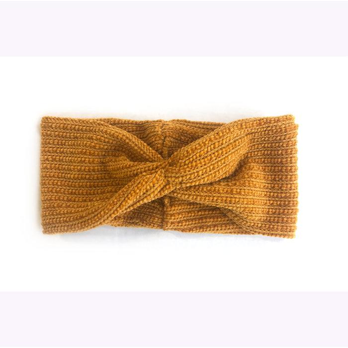 Gibou Yellow Caterpillar Headband