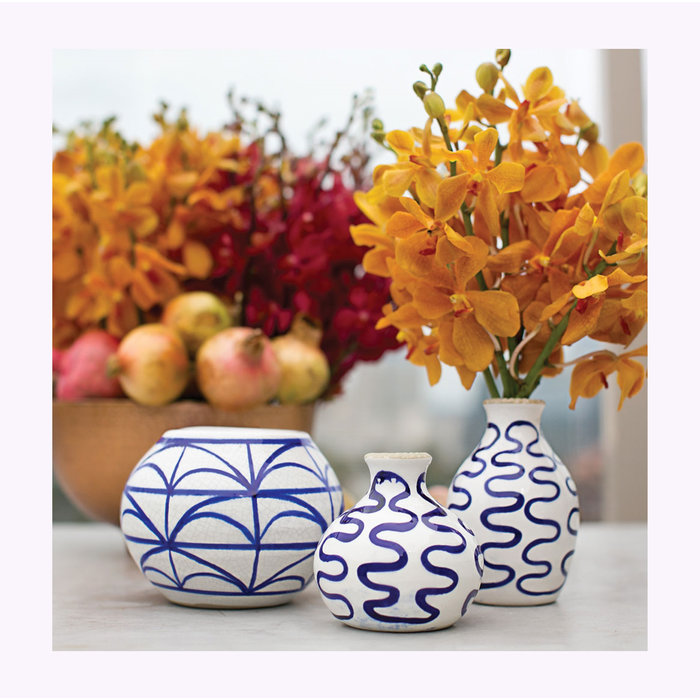 Accent Decor Impulse Vase 4.25 x 4.5