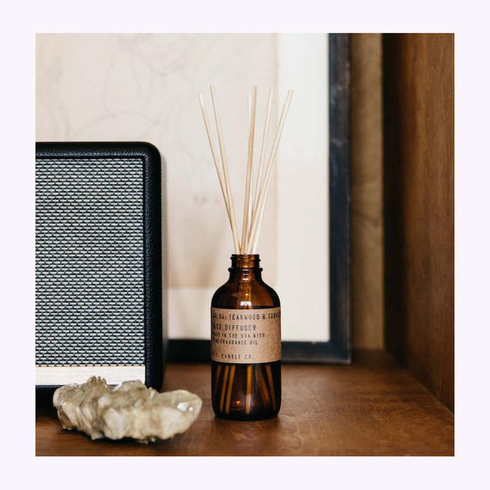 PF Candle co Pf Candle Co. Teakwood & Tobacco Diffuser