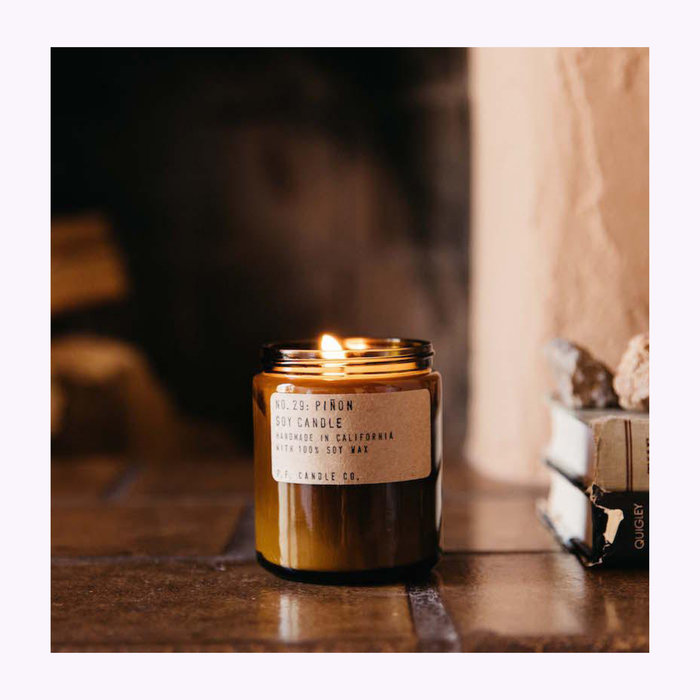 PF Candle co Pf Candle Co. Standard Piñon Candle