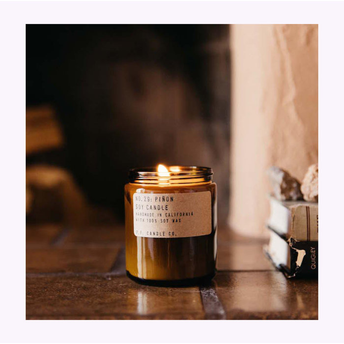 Bougie Pf Candle Co. Piñon Standard