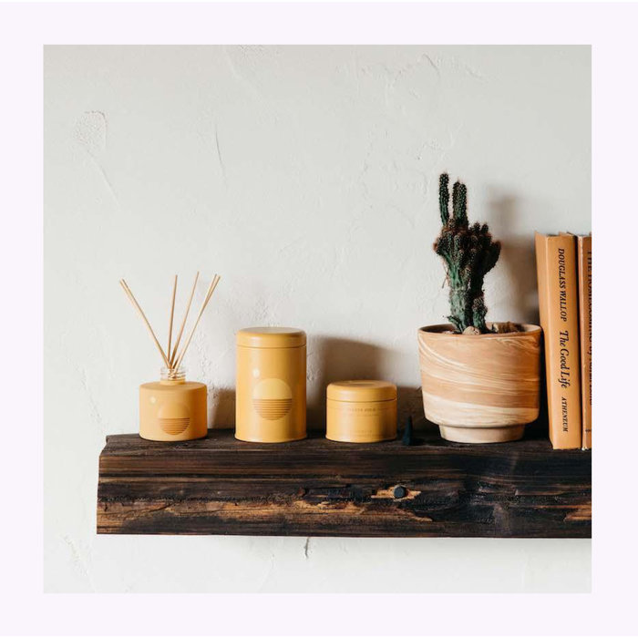 Bougie Pf Candle co Golden Hour - Collection Sunset