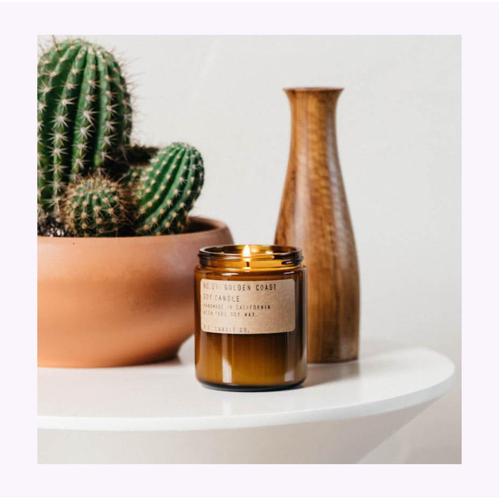 Bougie Pf Candle Co. Golden Coast Standard