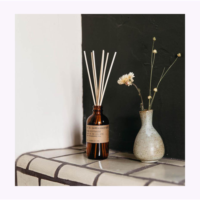 Diffuseur Pf Candle Co. Sandalwood Rose