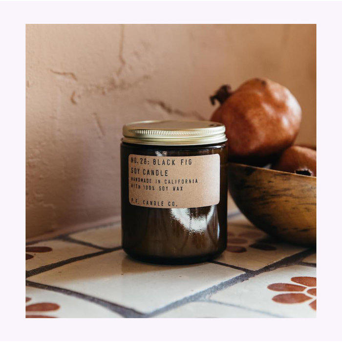 Pf Candle Co. Standard Black Fig Candle