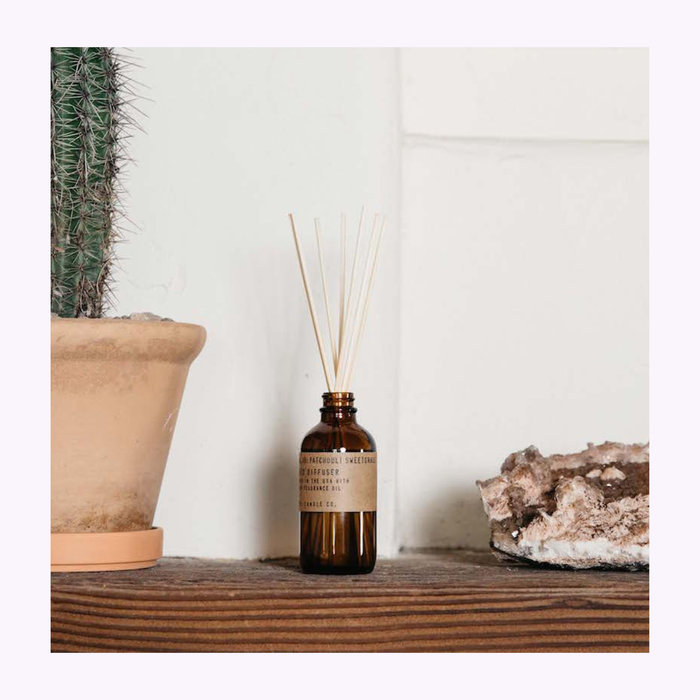 PF Candle co Pf Candle Co. Patchouli Sweetgrass Diffuser