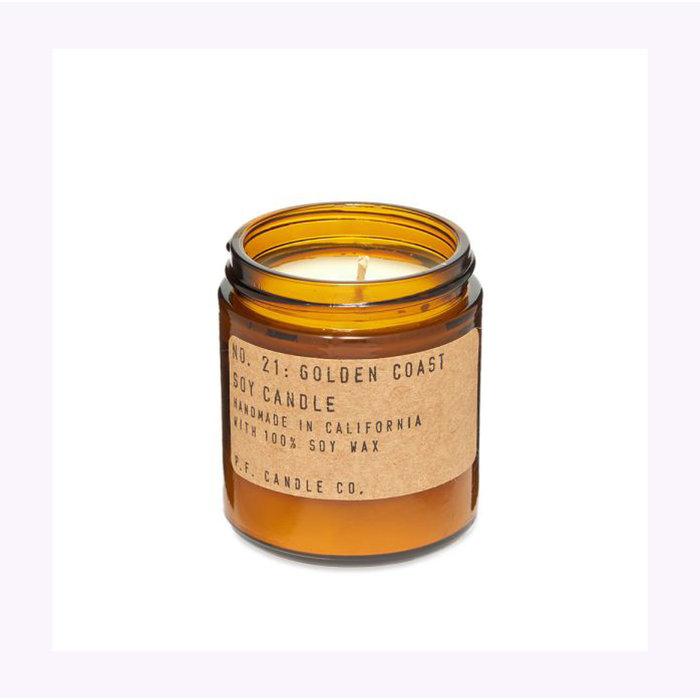 Pf Candle Co. Mini Golden Coast Candle