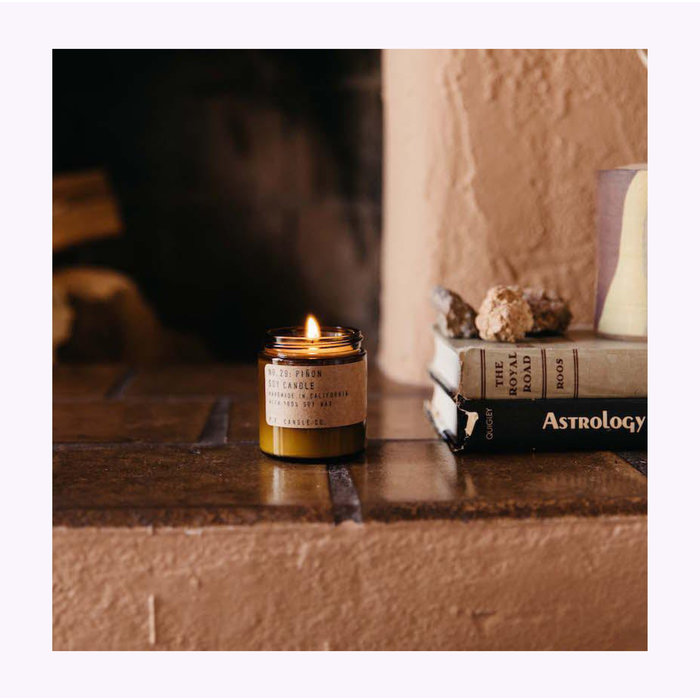 Pf Candle Co. Mini Piñon Candle