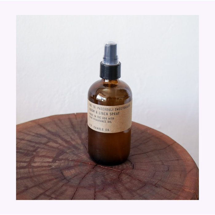 Pf Candle Co. Patchouli Sweetgrass Room Spray
