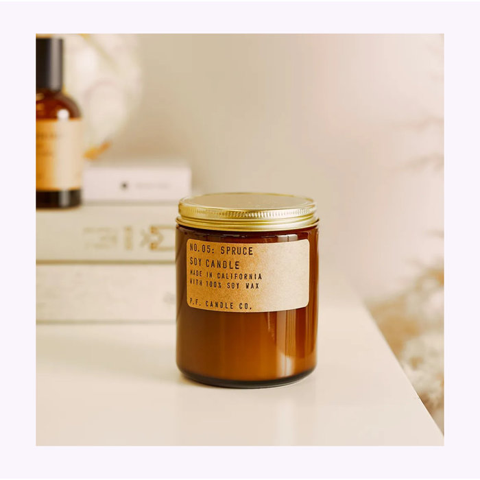 Pf Candle Co. Standard Spruce Candle
