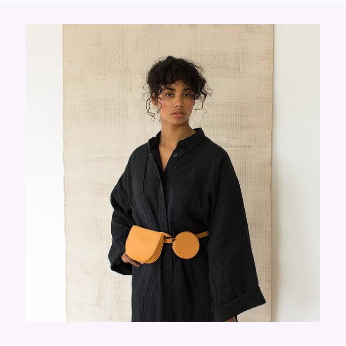 Sac-ceinture Toho orange brûlé Monk & Anna