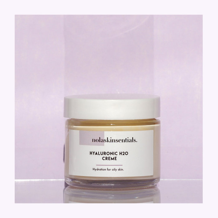 Nola Skinsentials Crème Visage H2O Acide Hyaluronique Nola Skinsentials