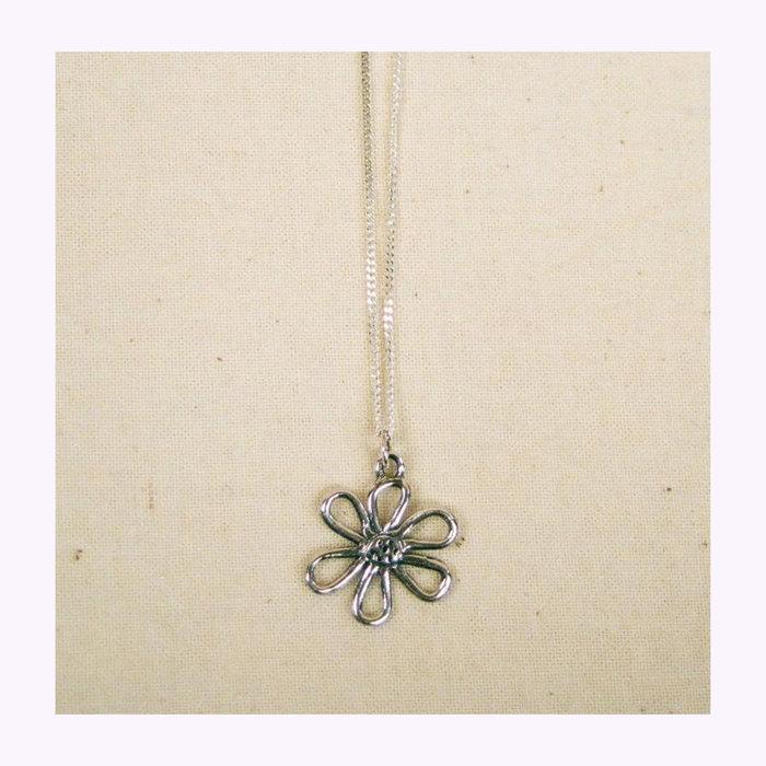 Bilak Collier Blueprint Flower Bilak