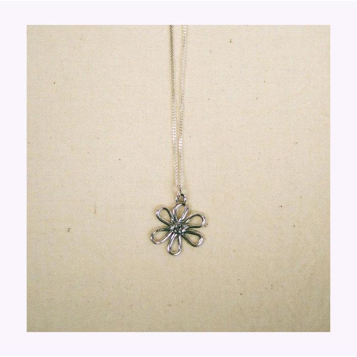 Collier Blueprint Flower Bilak