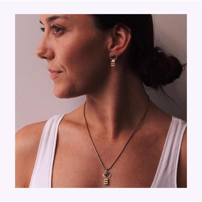 Boucles d'oreilles Yoko Lindsay Lewis