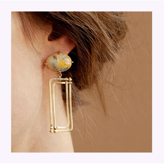 Boucles d'oreilles Donna Lindsay Lewis
