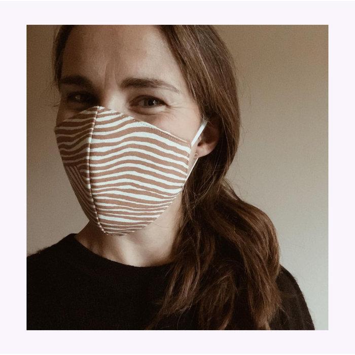 Masque de Coton Biologique Haps Nordic