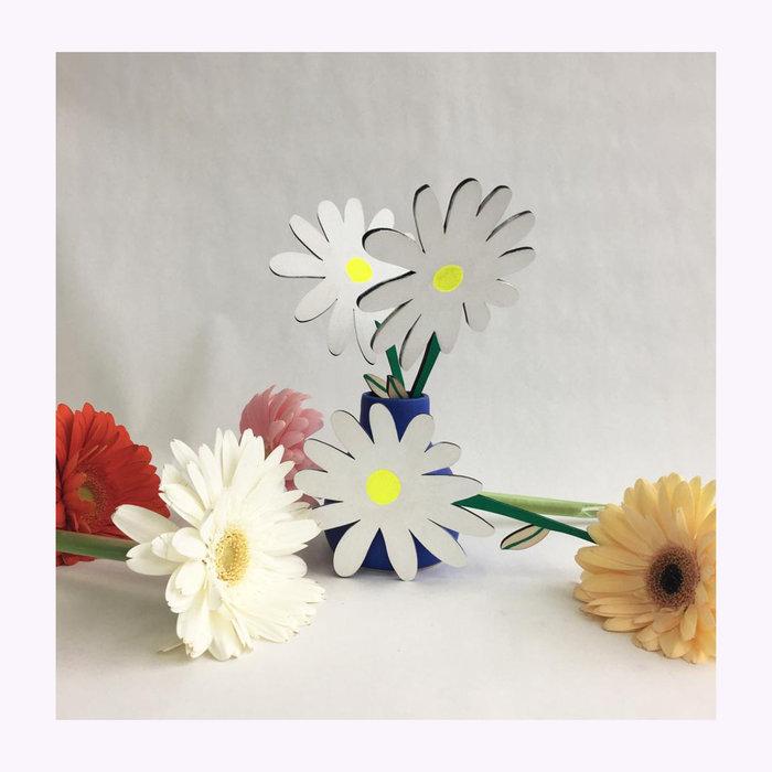 Cosmic Peace Studio Great Lakes Goods Forever Daisy Flower