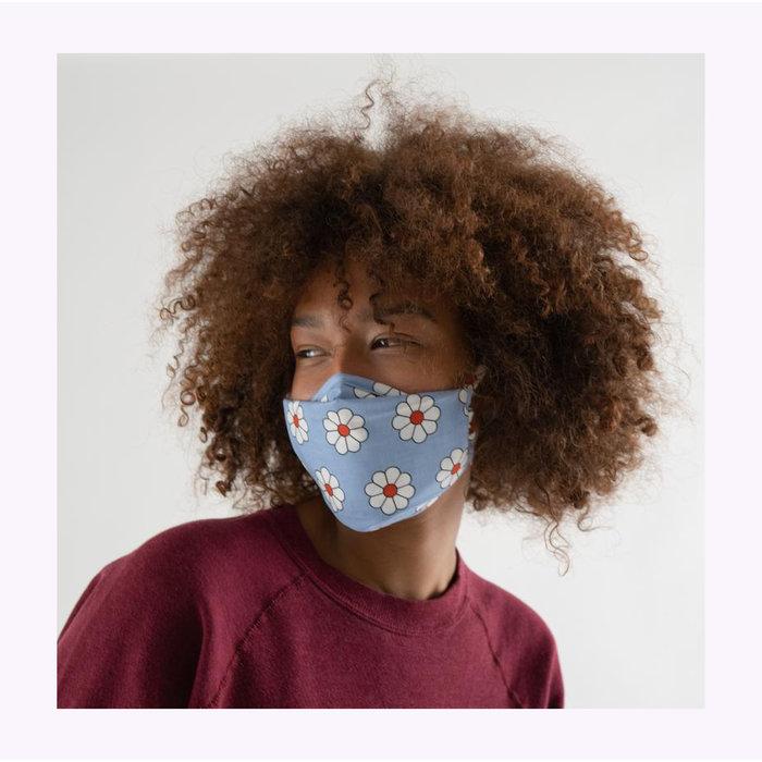 Baggu Daisy Tie-on Face Mask