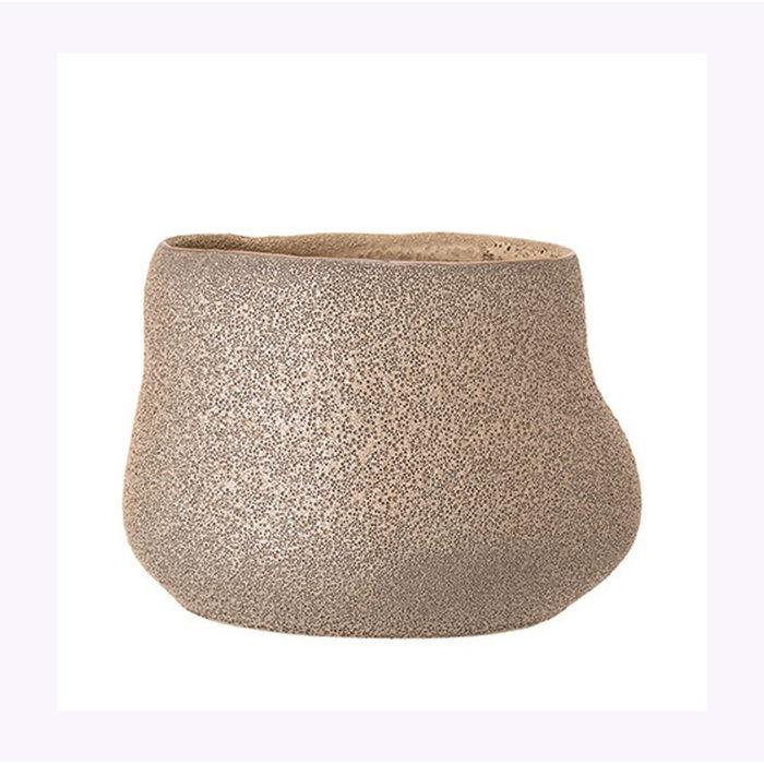 Cache-Pot Brun Bloomingville