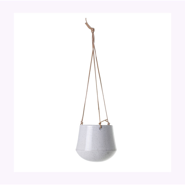 Accent Decor Kenzie Hanging Pot 6.5 x 5.7
