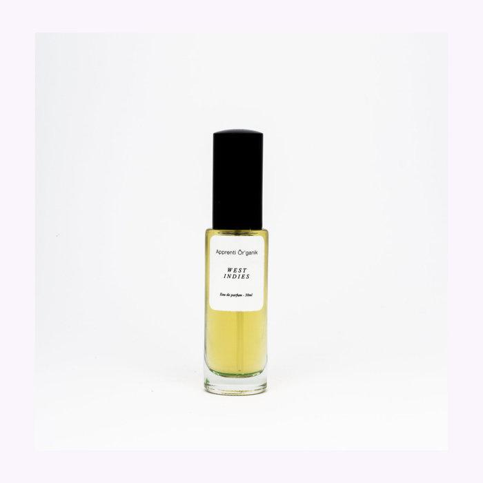 Apprenti Ôr'ganik Parfum West Indies 10ml Apprenti Ôr'ganik