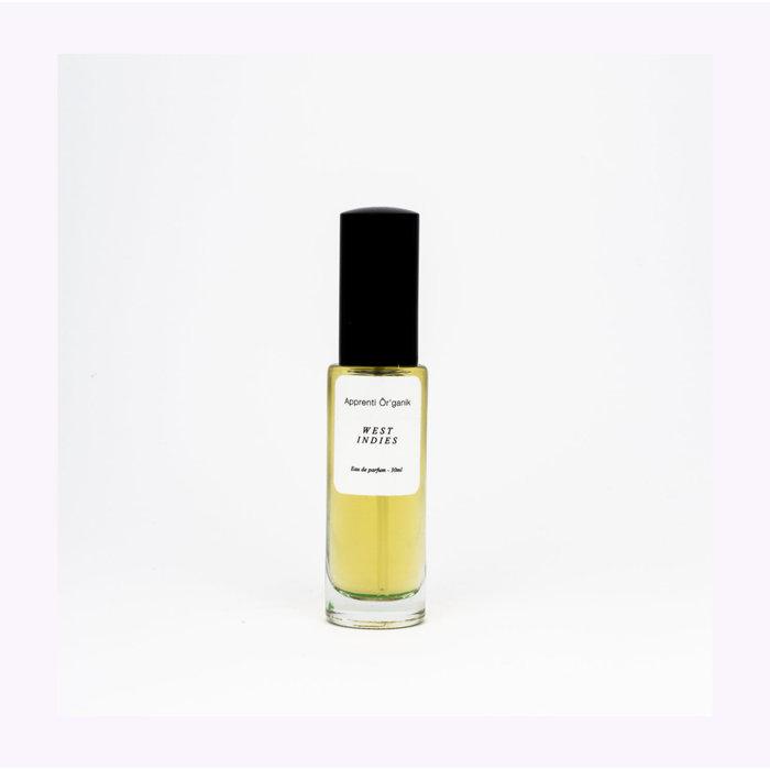 Parfum West Indies 10ml Apprenti Ôr'ganik