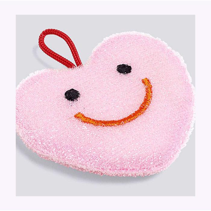 Hay Heart Sponge