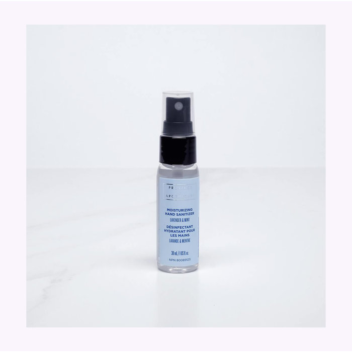 Province Apothecary Hydrating Hand Sanitizer 30 ml