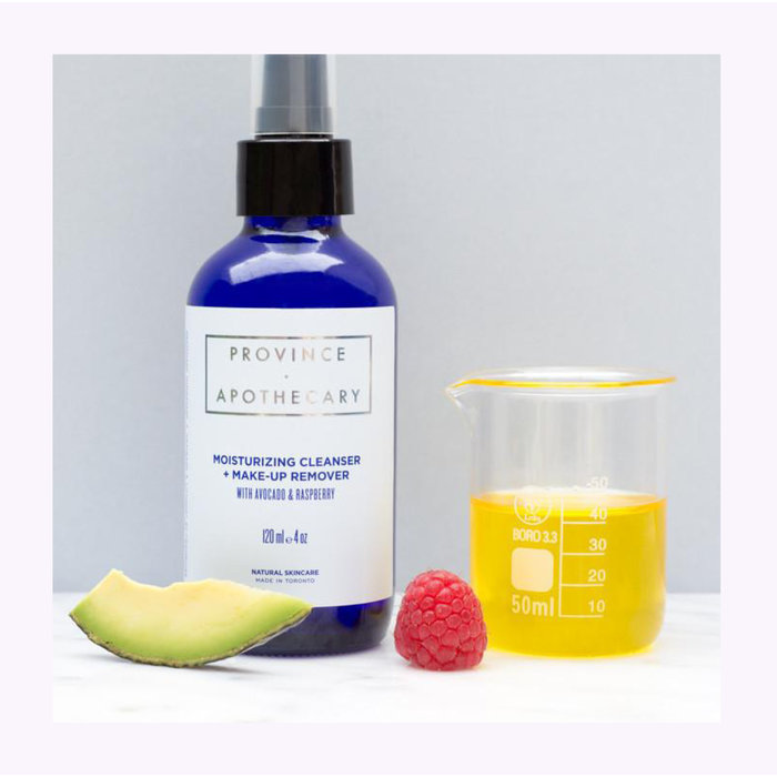 Province Apothecary Moisturizing Cleanser + Makeup Remover 30 ml