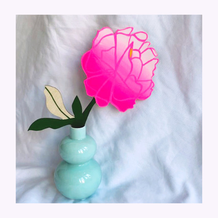 Great Lakes Goods Great Lakes Goods Forever Peony Flower
