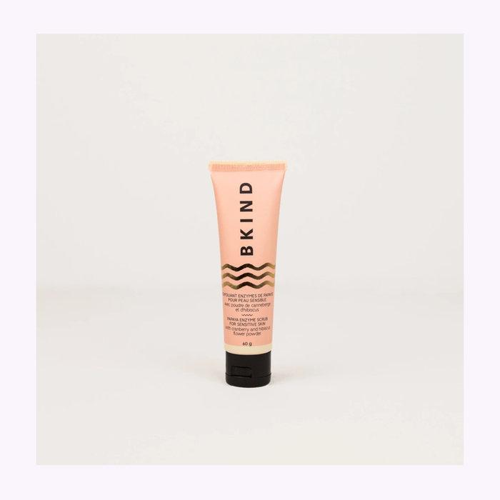 Bkind Exfoliant visage peau sensible Bkind - Enzyme de Papaye