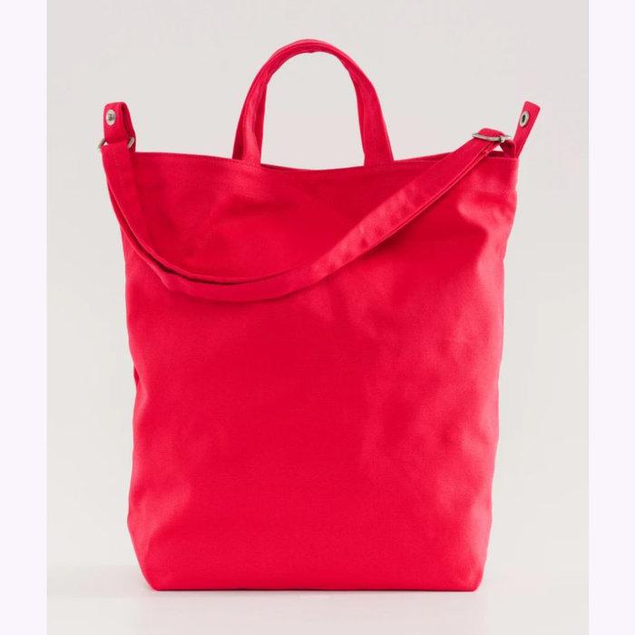 Baggu sac à main Sac fourre-tout en canevas Baggu Punch Red