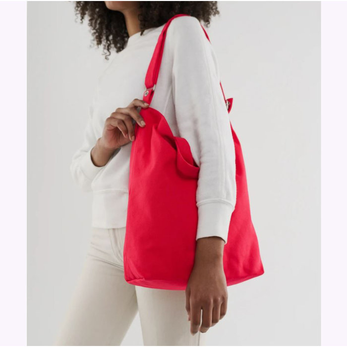 Baggu Punch Red Duck Bag