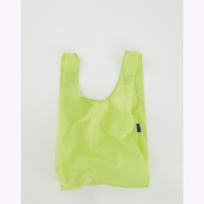 Baggu sac réutilisable Baggu Lime Reusable Bag