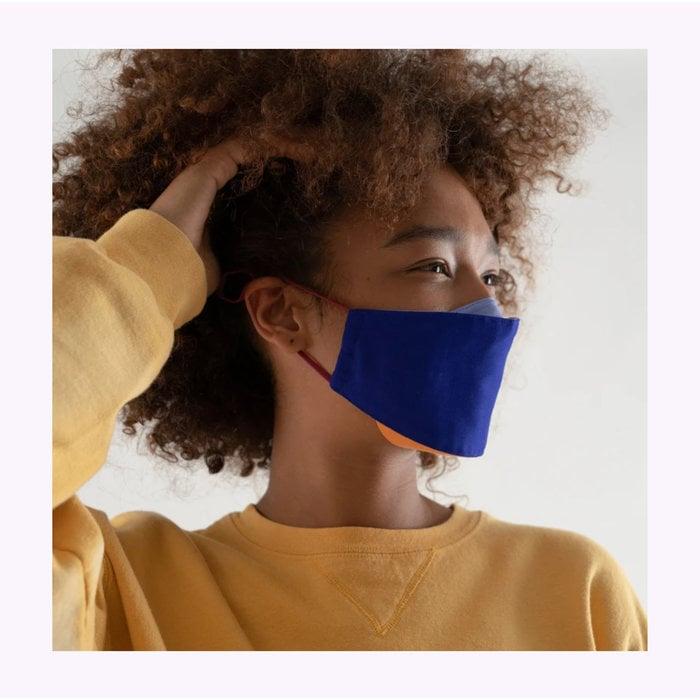 Baggu Twilight Loop Face Mask