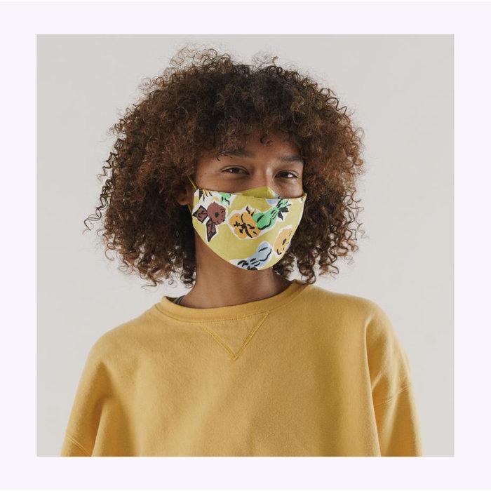 Baggu Archive Floral Loop Face Mask