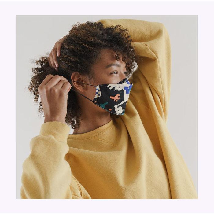 Masque à élastique Baggu Floral