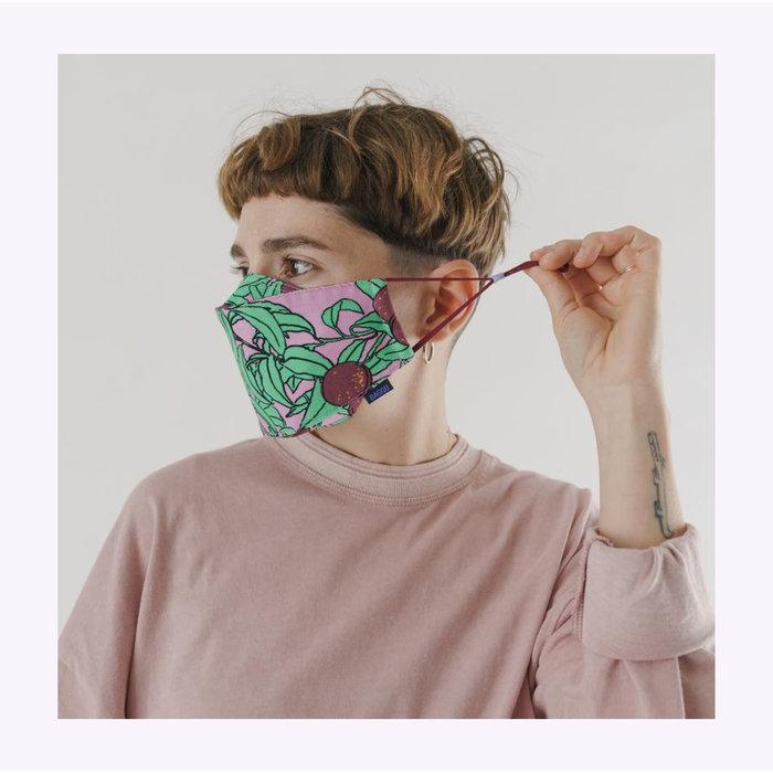 Masque à élastique Baggu Backyard Face Fruits