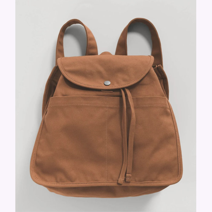 Baggu sac à dos Sac à dos à rabat Baggu Adobe