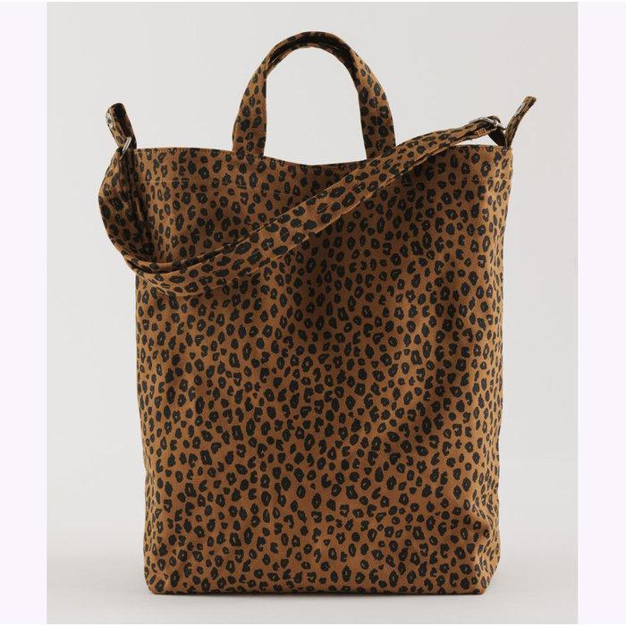 Baggu Nutmeg Leopard Duck Bag