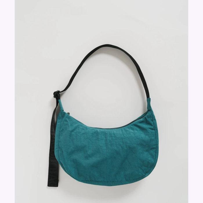 Baggu sac à main Baggu Malachite Crescent Bag