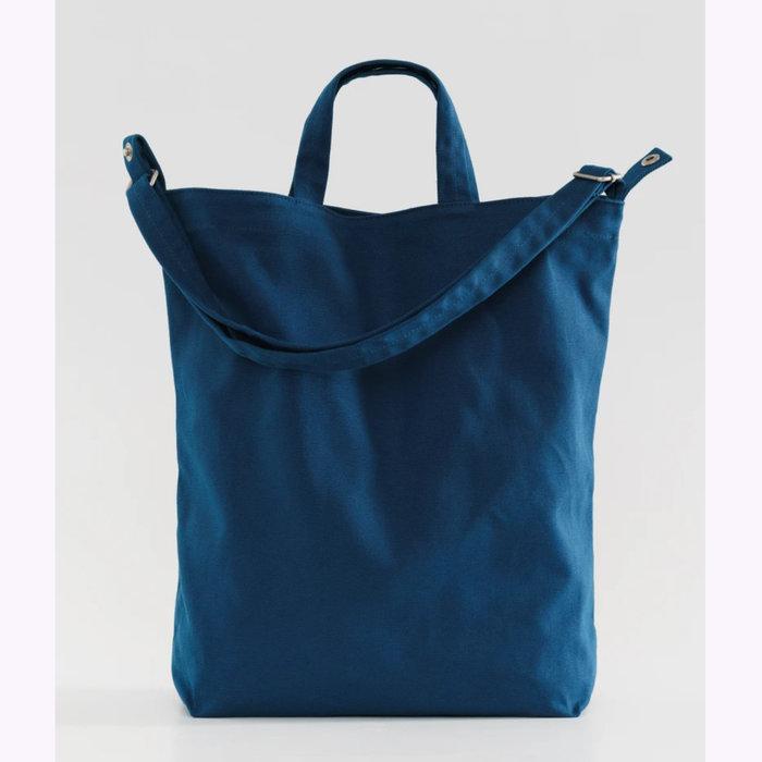 Baggu sac à main Sac fourre-tout en canevas Indigo