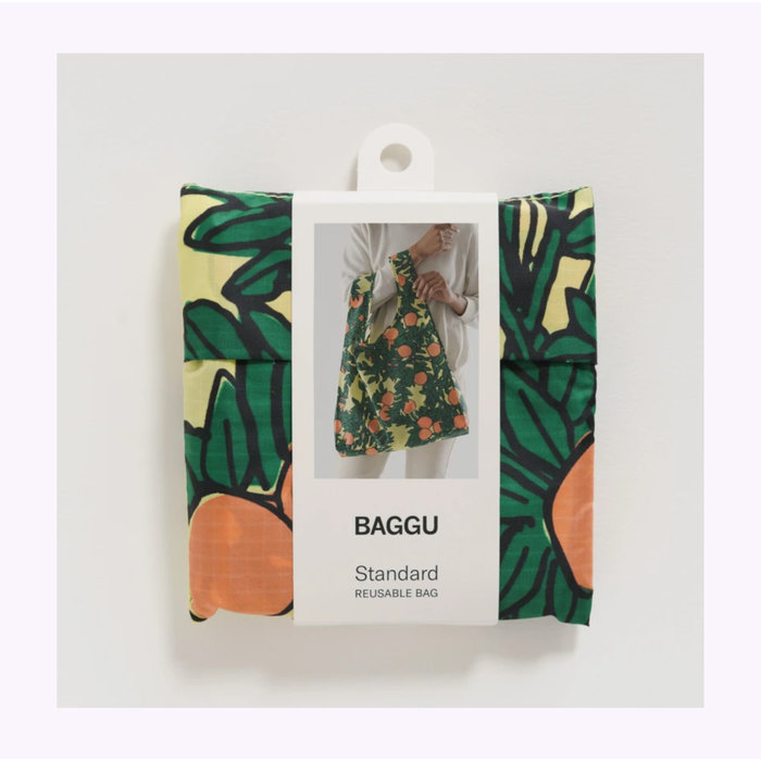 Baggu Orange Tree Reusable Bag