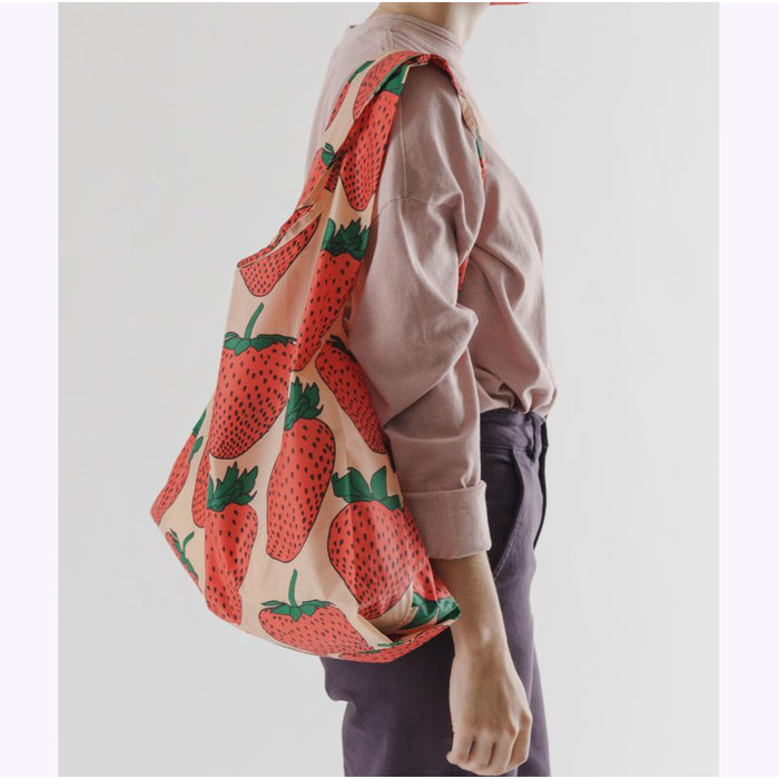 Baggu Strawberry Reusable Bag