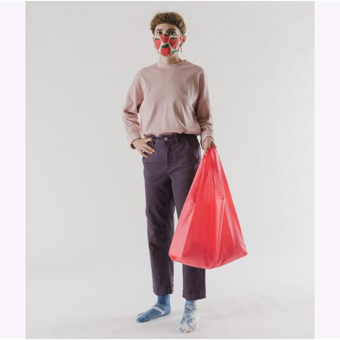 Baggu Watermelon Pink Reusable Bag