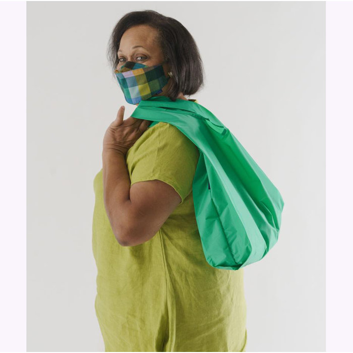 Baggu Green Agathe Reusable Bag