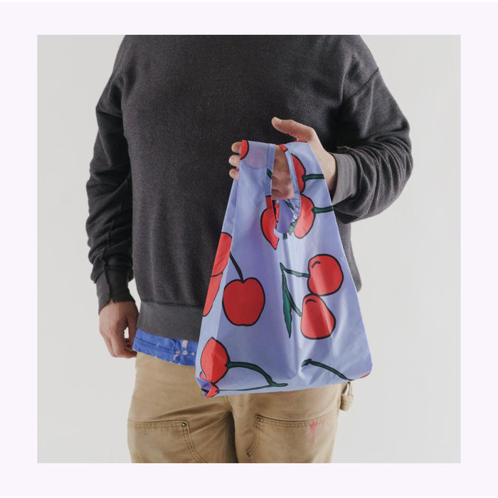 Petit sac réutilisable Baggu Grosses Cerises