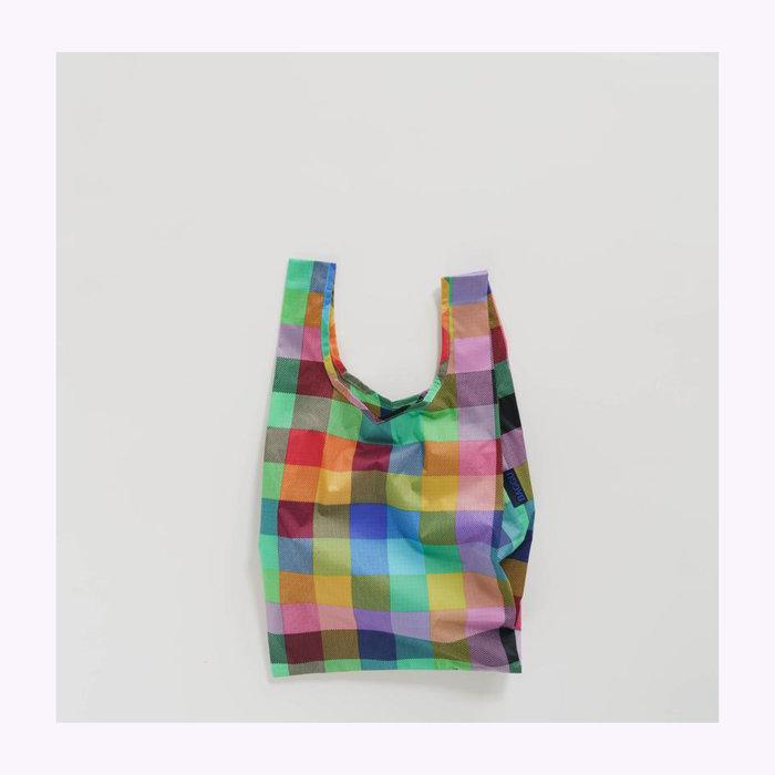 Baggu sac réutilisable Baby Baggu Madras No. 2 Reusable Bag