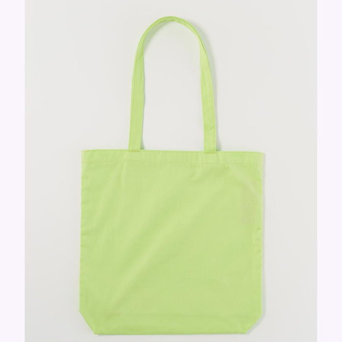 Baggu sac à main Baggu Lime Merch Tote